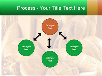 Variety of bread PowerPoint Template - Slide 91