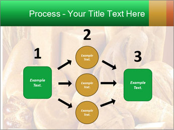 Variety of bread PowerPoint Template - Slide 92