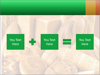 Variety of bread PowerPoint Template - Slide 95