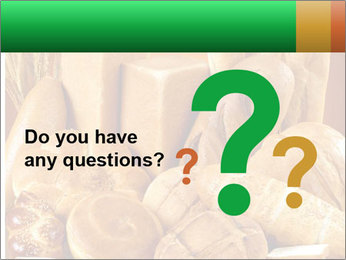 Variety of bread PowerPoint Templates - Slide 96