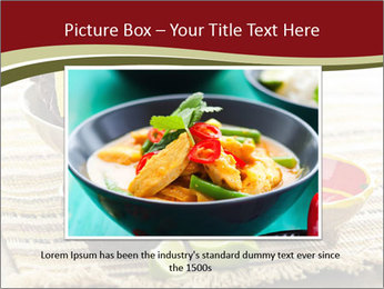 Bowl of salsa PowerPoint Template - Slide 15