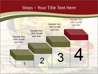 Bowl of salsa PowerPoint Template - Slide 64