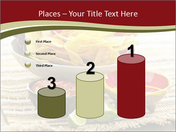Bowl of salsa PowerPoint Template - Slide 65