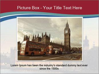 London Parliament PowerPoint Templates - Slide 15