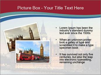 London Parliament PowerPoint Templates - Slide 20