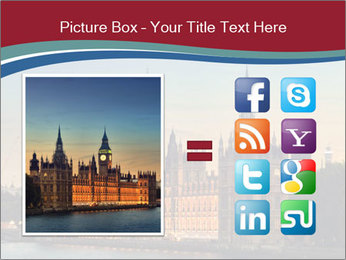 London Parliament PowerPoint Templates - Slide 21