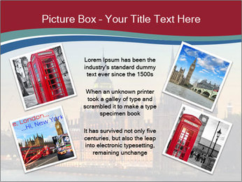 London Parliament PowerPoint Templates - Slide 24