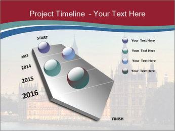 London Parliament PowerPoint Templates - Slide 26