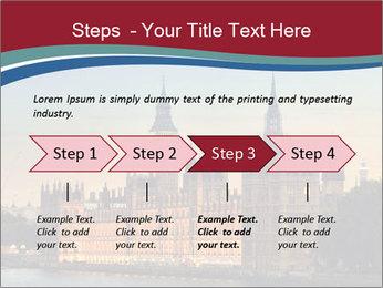 London Parliament PowerPoint Templates - Slide 4