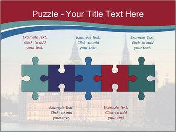 London Parliament PowerPoint Templates - Slide 41