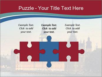London Parliament PowerPoint Templates - Slide 42