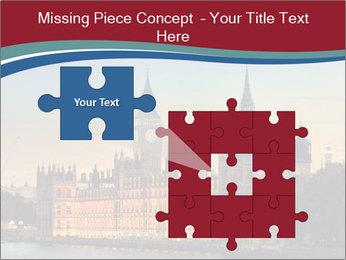 London Parliament PowerPoint Templates - Slide 45