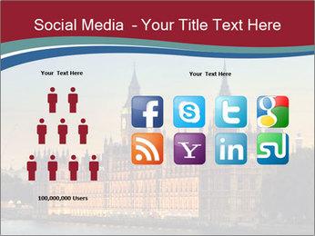 London Parliament PowerPoint Templates - Slide 5