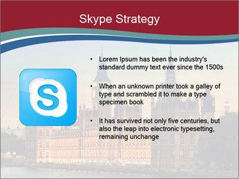 London Parliament PowerPoint Templates - Slide 8