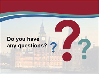 London Parliament PowerPoint Templates - Slide 96