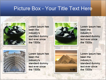 Ancient temple PowerPoint Template - Slide 14