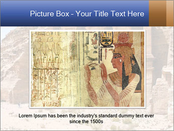 Ancient temple PowerPoint Template - Slide 16