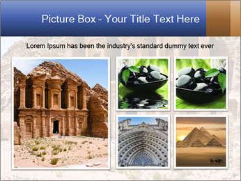 Ancient temple PowerPoint Template - Slide 19