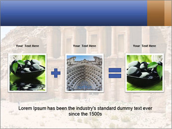 Ancient temple PowerPoint Template - Slide 22