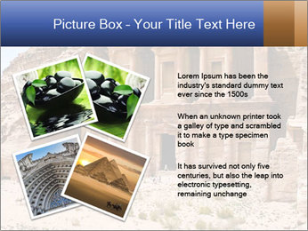 Ancient temple PowerPoint Template - Slide 23