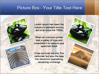 Ancient temple PowerPoint Template - Slide 24