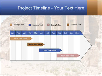 Ancient temple PowerPoint Template - Slide 25