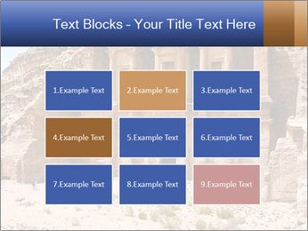 Ancient temple PowerPoint Template - Slide 68