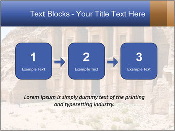 Ancient temple PowerPoint Template - Slide 71