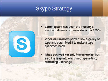 Ancient temple PowerPoint Template - Slide 8