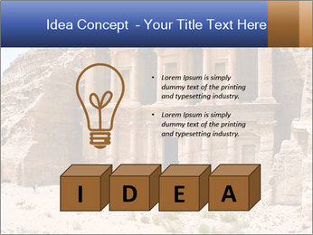 Ancient temple PowerPoint Template - Slide 80