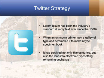 Ancient temple PowerPoint Template - Slide 9