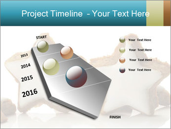 Two standing star PowerPoint Template - Slide 26