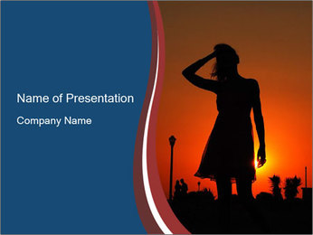 Sunset PowerPoint Templates - Slide 1