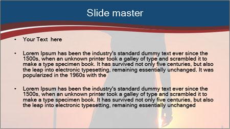 Sunset PowerPoint Template - Slide 2