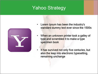 Peeping out PowerPoint Template - Slide 11