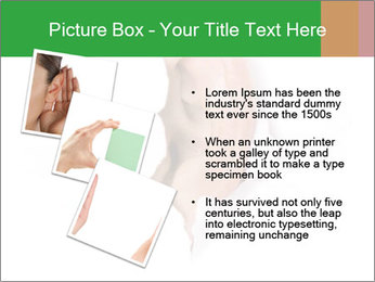 Peeping out PowerPoint Template - Slide 17