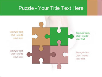 Peeping out PowerPoint Template - Slide 43