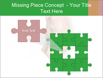 Peeping out PowerPoint Template - Slide 45