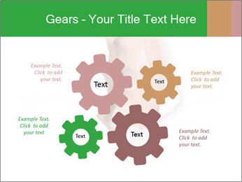 Peeping out PowerPoint Template - Slide 47