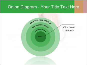 Peeping out PowerPoint Template - Slide 61