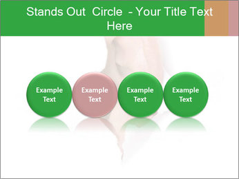 Peeping out PowerPoint Template - Slide 76