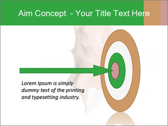Peeping out PowerPoint Template - Slide 83