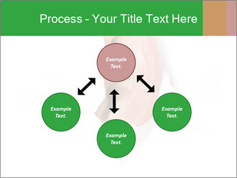 Peeping out PowerPoint Template - Slide 91