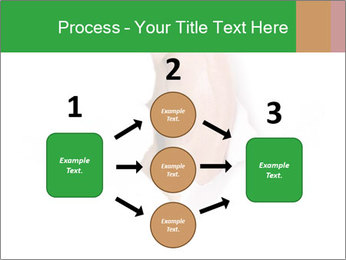 Peeping out PowerPoint Template - Slide 92