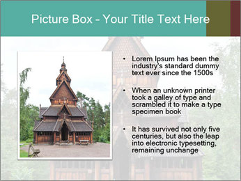 Old church PowerPoint Template - Slide 13