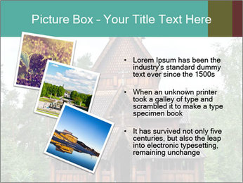 Old church PowerPoint Template - Slide 17