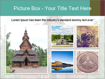 Old church PowerPoint Template - Slide 19