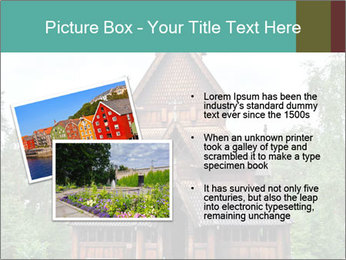 Old church PowerPoint Template - Slide 20