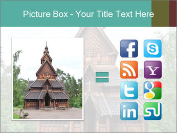 Old church PowerPoint Templates - Slide 21
