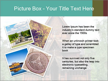 Old church PowerPoint Template - Slide 23